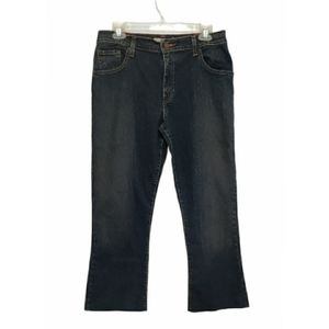 Levis 550 Relaxed Boot Cut Denim Jeans